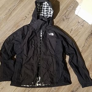 Women's The North Face rain jacket